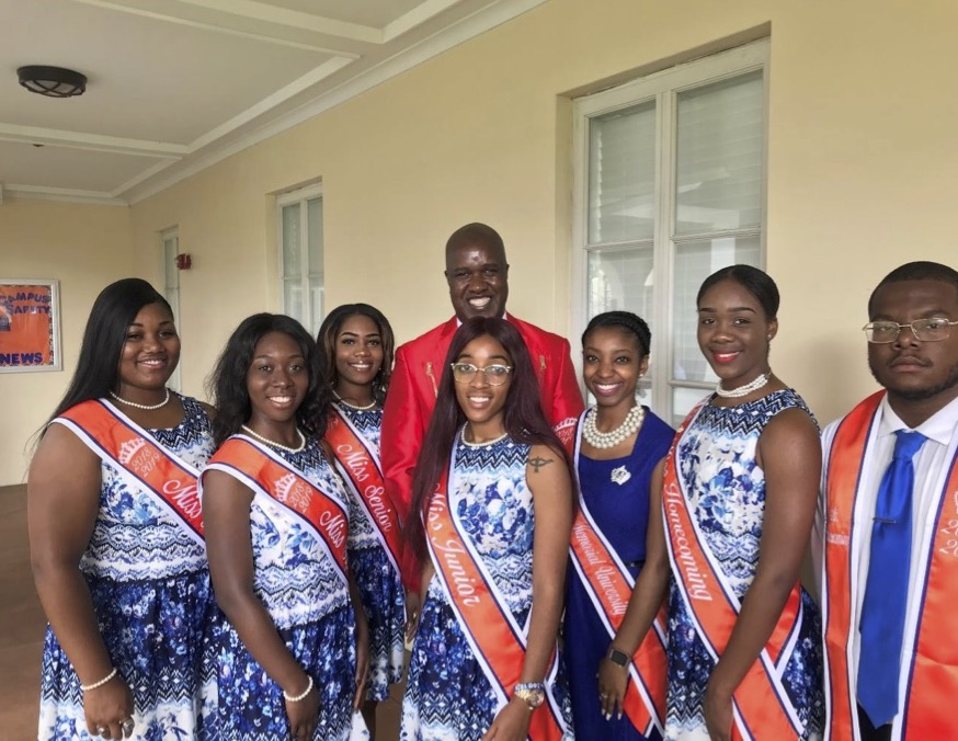Ighodaro & the Pageant